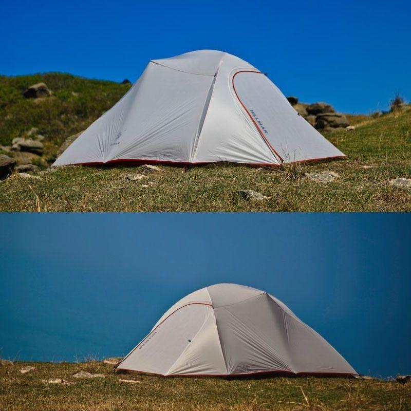 Hillman Cloud Up Smart 3 Tent + Ground Sheet 3 Seasons Shelter Backpacking Gear #Hillman & Hillman Cloud Up Smart 3 Tent + Ground Sheet 3 Seasons Shelter ...