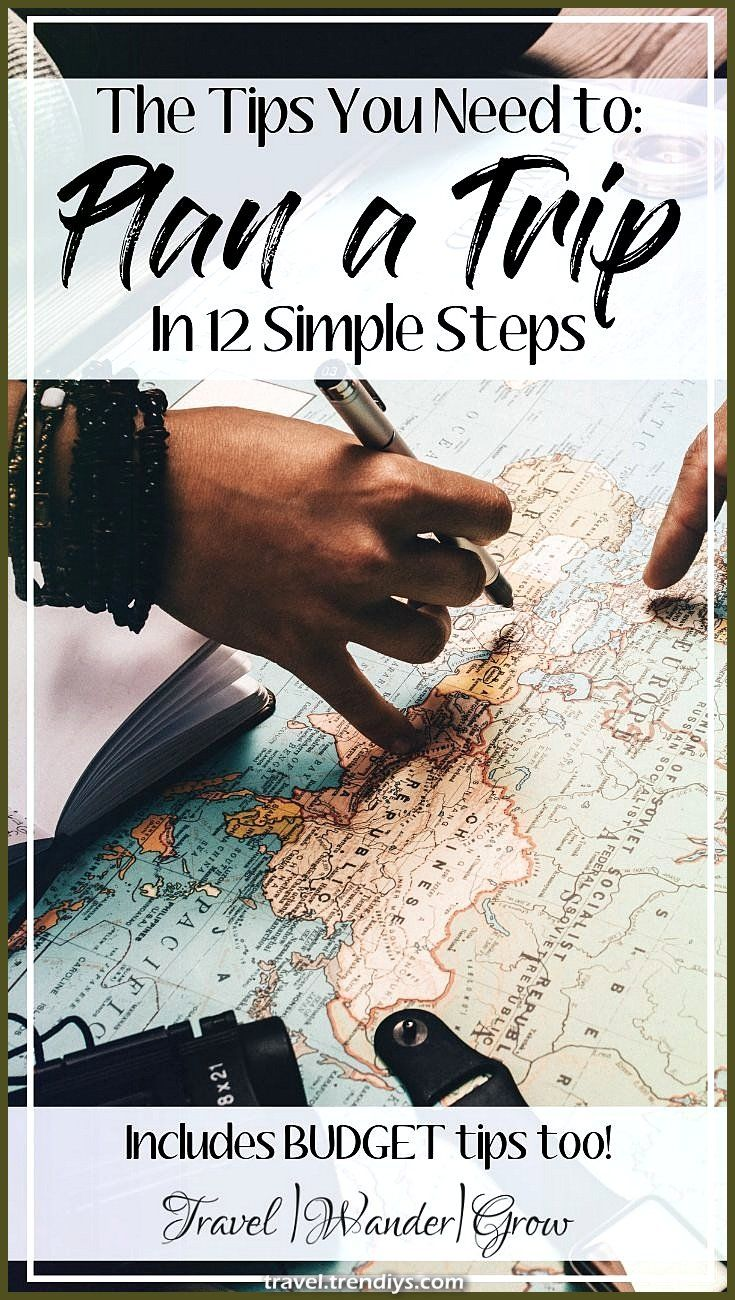 Easy methods to plan a visit in easy steps
