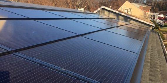 Solar Roof Installation Joyland Roofing