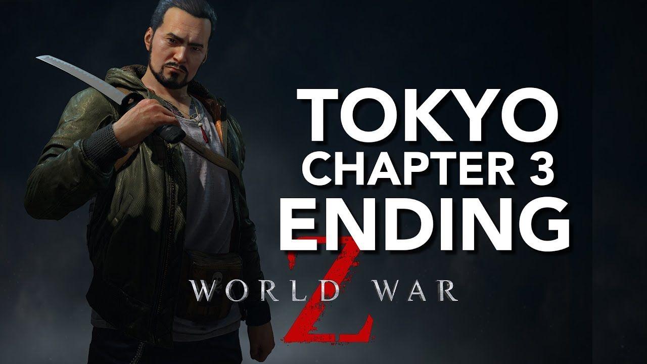 World War Z Episode 4 Tokyo Final Chapter Cruise Control Gameplay 1080p Tokyo Chapter World War