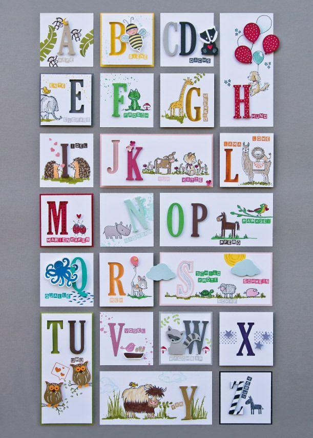 Poster Selber Machen: ABC-Plakat Als Gedrucktes Poster Erhältlich :) (wertschatz