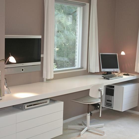 werkplekken maek meubels keukens zimmer din buero arbeitszimmer und b ro schreibtisch. Black Bedroom Furniture Sets. Home Design Ideas