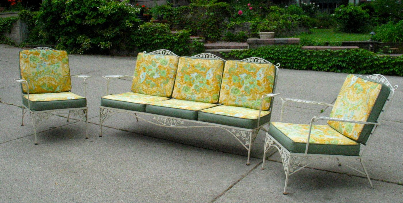 Vintage Patio Furniture Is It Really For You Vintage Patio