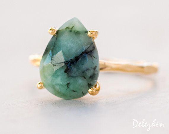 anel de pedra