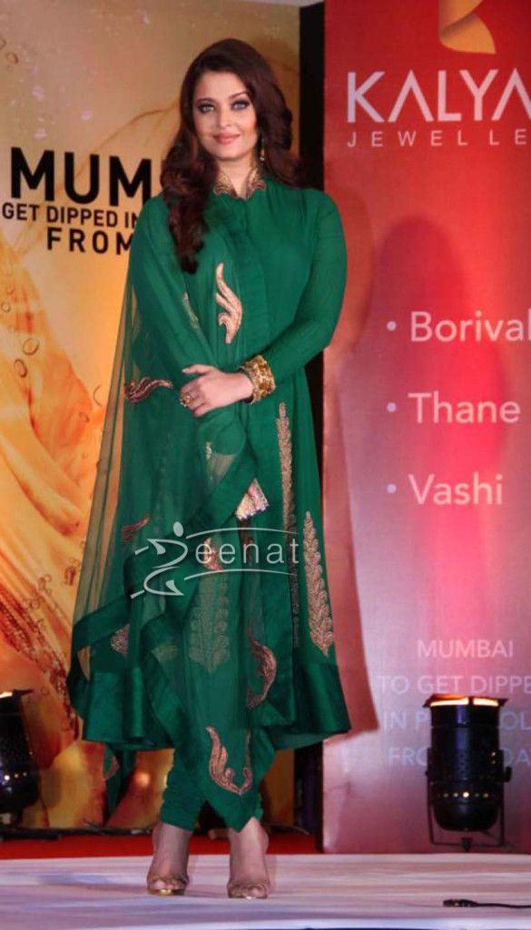 98638ff64 Aishwarya In Groovy Designer Anarkali