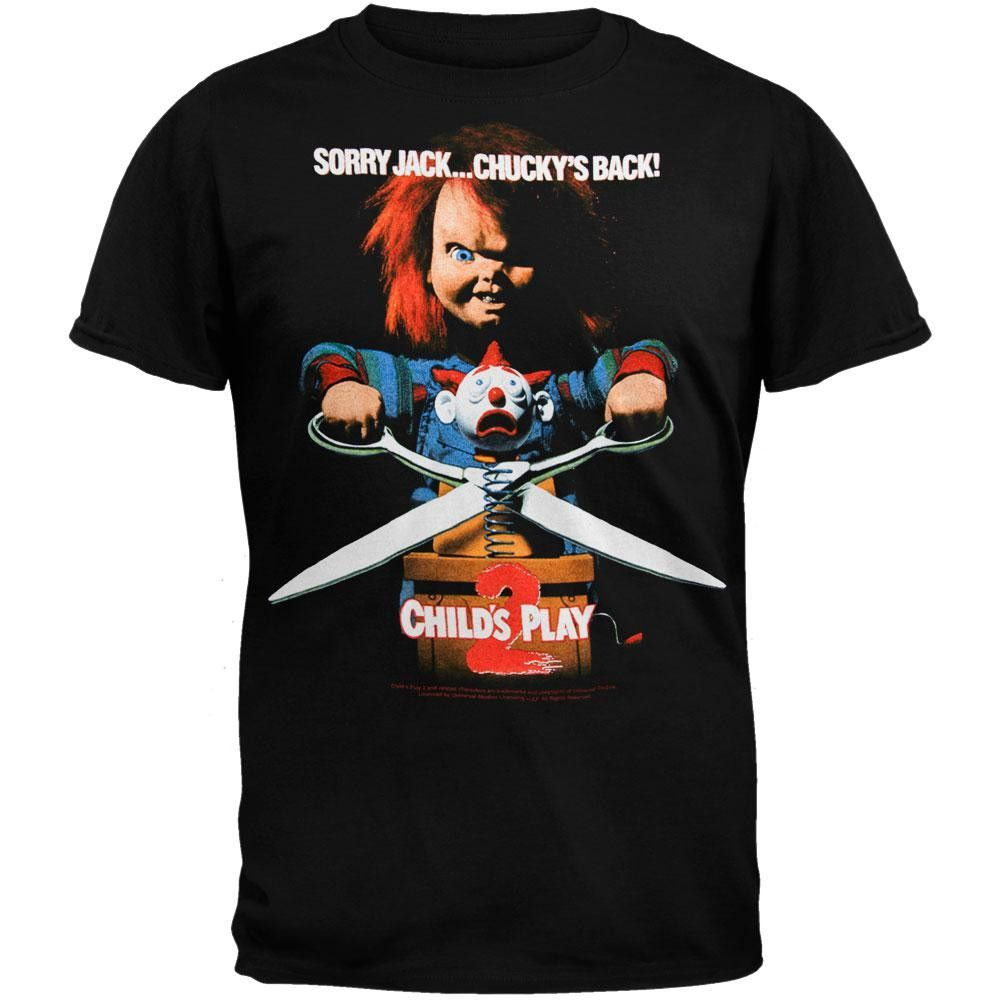 You Can T Play Boxing Shirt: Childs Play - Jack In The Box T-Shirt