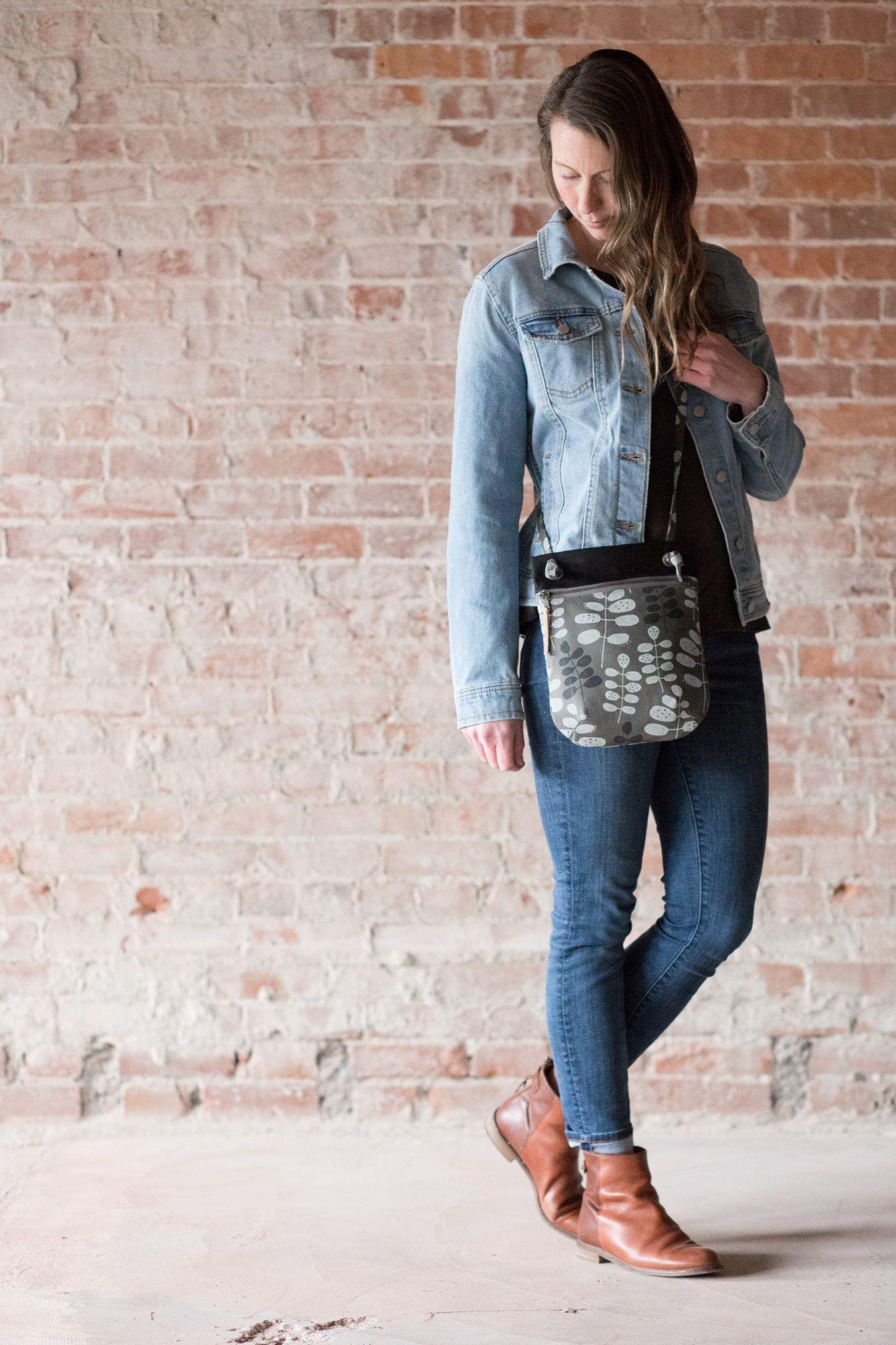 Forage Bag Free Pattern Noodlehead Small Bag Pattern Quilted Bag Patterns Bag Patterns To Sew
