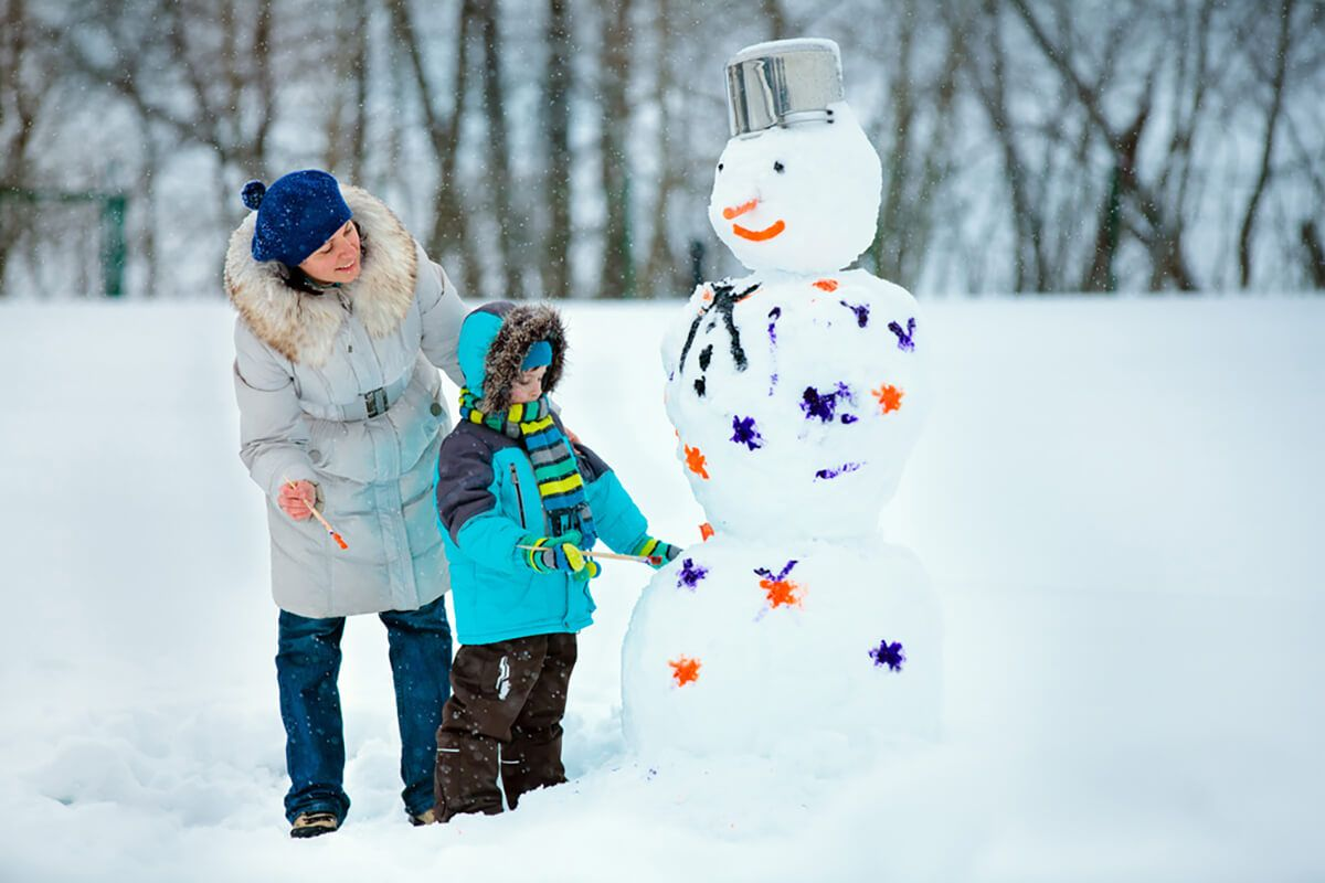 11 Insanely Fun Snow Day Activities Your Entire Family