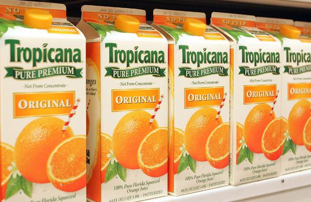 Product Review Tropicana Orange Juice Fresh fruit
