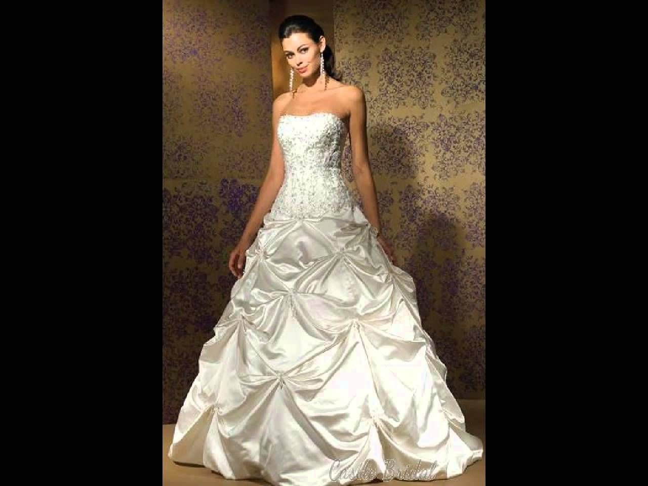 Ball Gown #Wedding #Dresses 2014