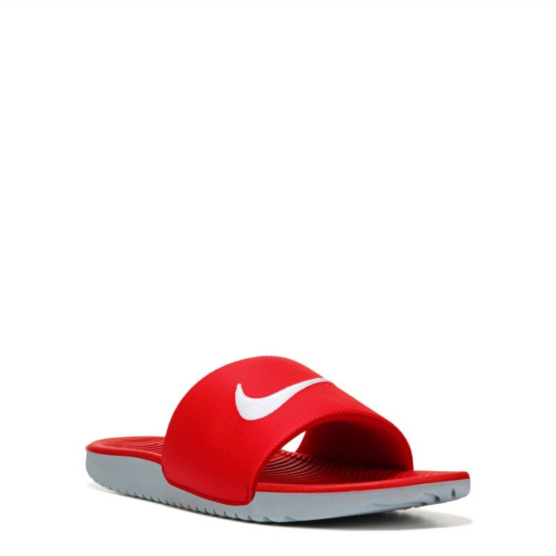 Nike Kids' Kawa Slide Sandal Pre/Grade