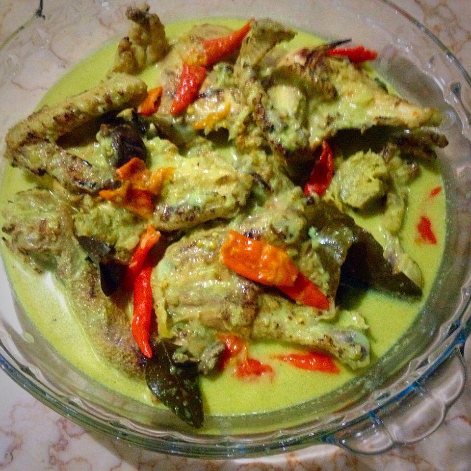 Ayam Lodho Trenggalek Culinary Makanan Masakan Resep