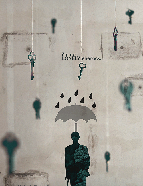 Lonely Sherlock Holmes Quotes Sociopath Detective Comics Collection Science Series Tumblr