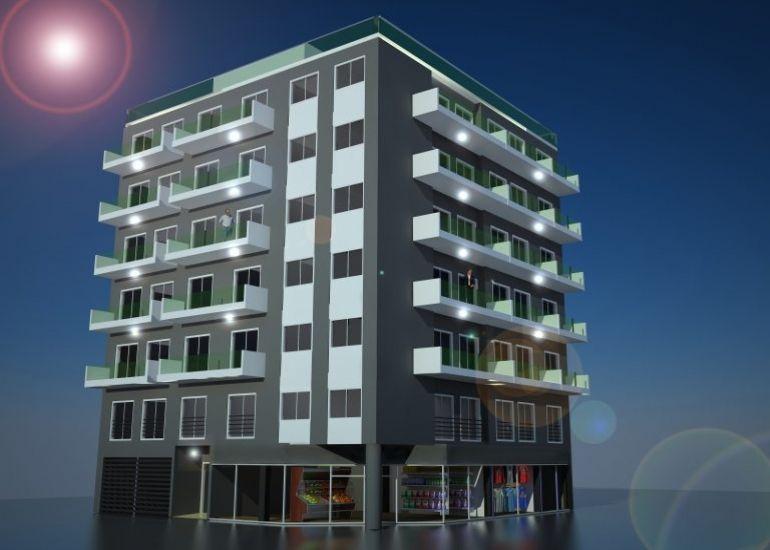 Rosario San Juan 3698 Esquina Constitucion Dto 3 Piso Disponible 5 Edificio La Internacional 8 Entrega Marzo 2019 Departamento De 2 Dormitorios Al
