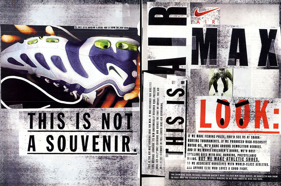 27e7affcf5b6 Flashback to  96  Nike s Air Max Runners - Page 2 of 6 - SneakerNews ...