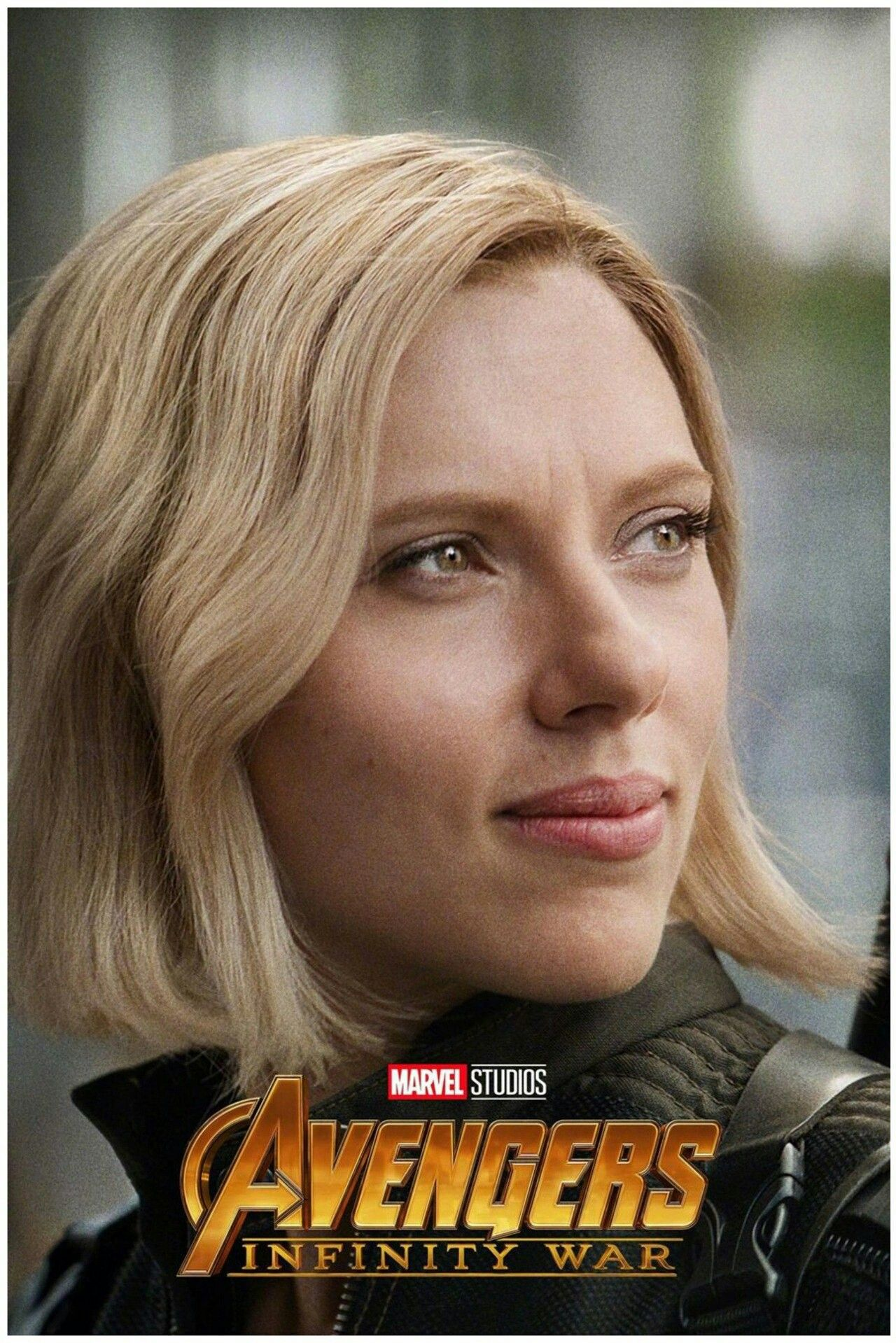 I Love The New Look For Black Widow In Avengers Infinity War