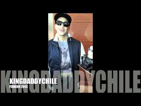 "Regalo para Daddy Yankee - Fansclub Oficial en Chile ""King Daddy"""