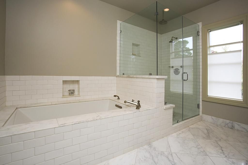 Image Result For Subway Tile On Tub Deck Bathrooms Remodel Tub