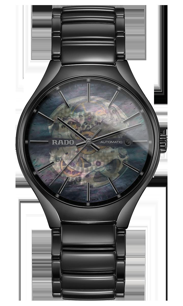 True Open Heart R27101902 Rado Watches Luxury Watches For Men Watch Design Rado