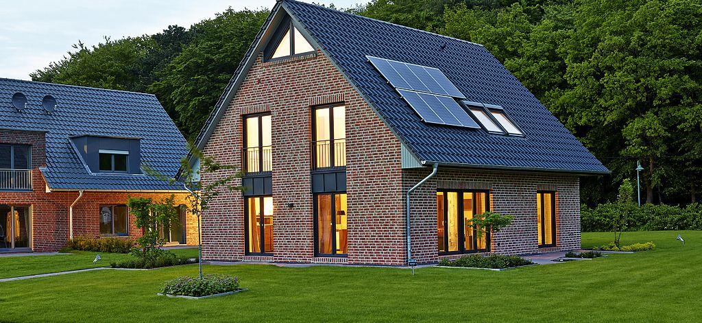 Landhaus 150 qm massiv bauen in Hamburg Stade Cuxhave