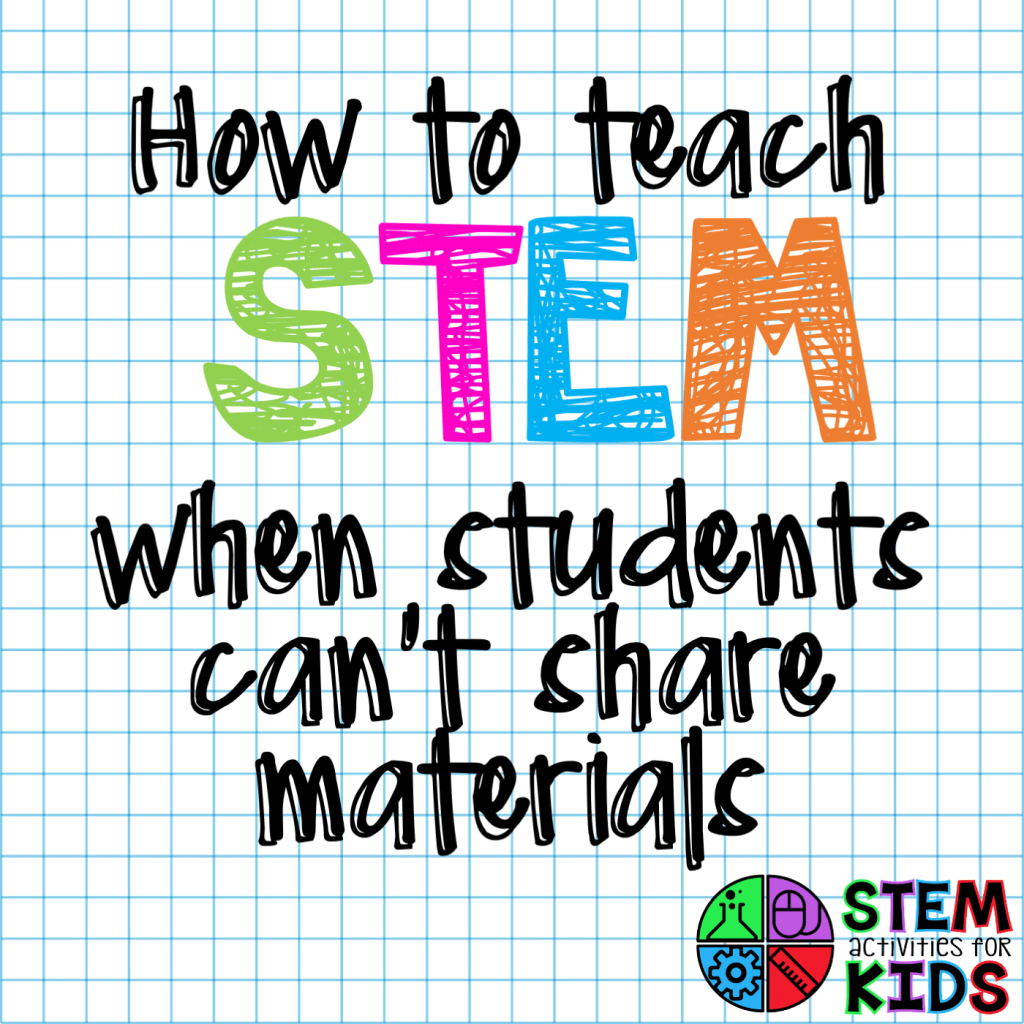 Stem Without Sharing Materials