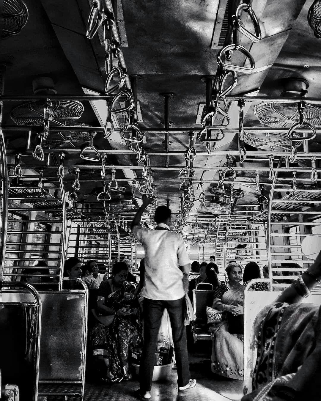mumbai local trains   Train photography, Mumbai city, City photography