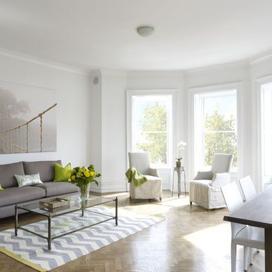 Contemporary Bay Window Design, Pictures, Remodel, Decor and Ideas - esszimmer gestaltung 107 ideen