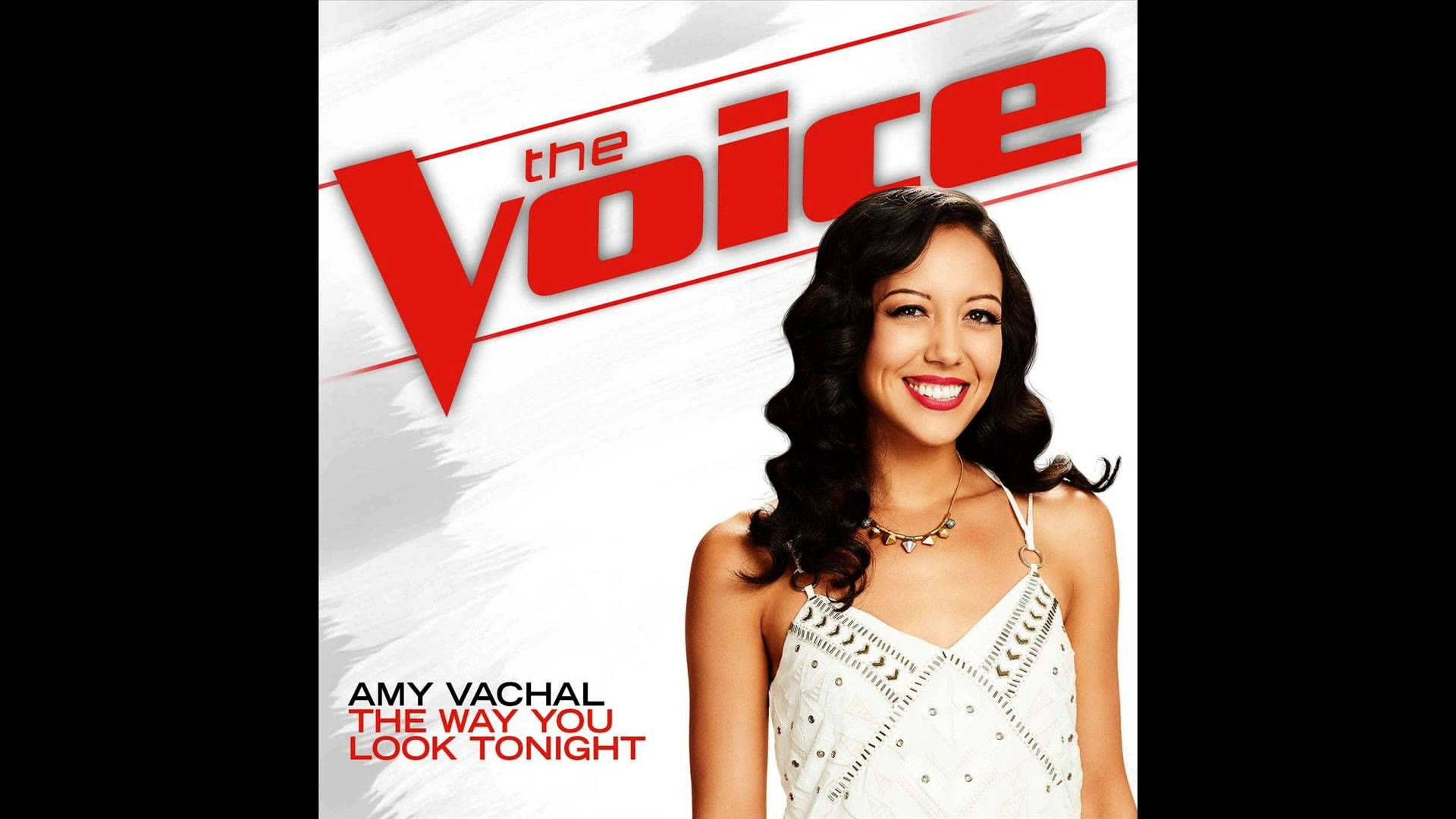 Amy Vachal - The Way You Look Tonight - Studio Version - The Voice ...