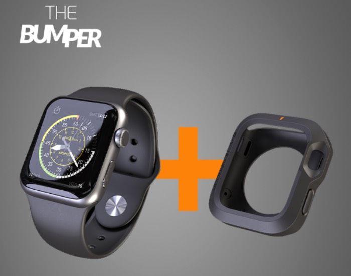 new arrival d3796 c11e6 Apple Watch Bumper Case | Apple Watch | Apple watch accessories ...
