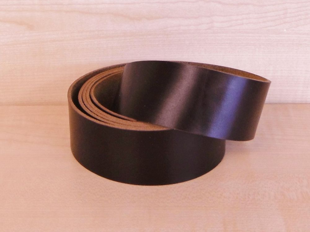 Horween Dublin Belting /& Strap Blanks 2.2 mm Thick Various Sizes Pull Up