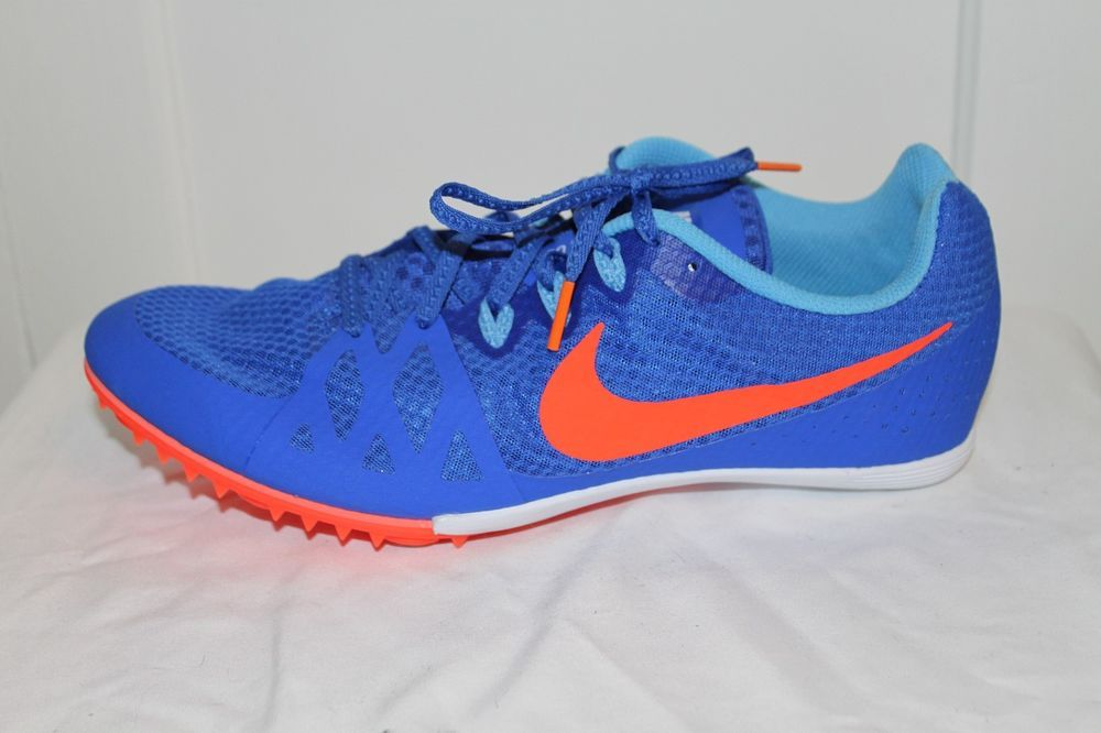 Nike Zoom Rival M Cobalt Blue Men's Multi Use Track Spikes MSRP $70 NEW