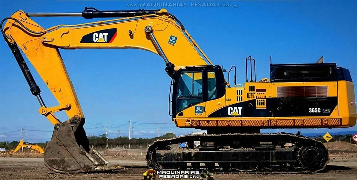 CAT 365C