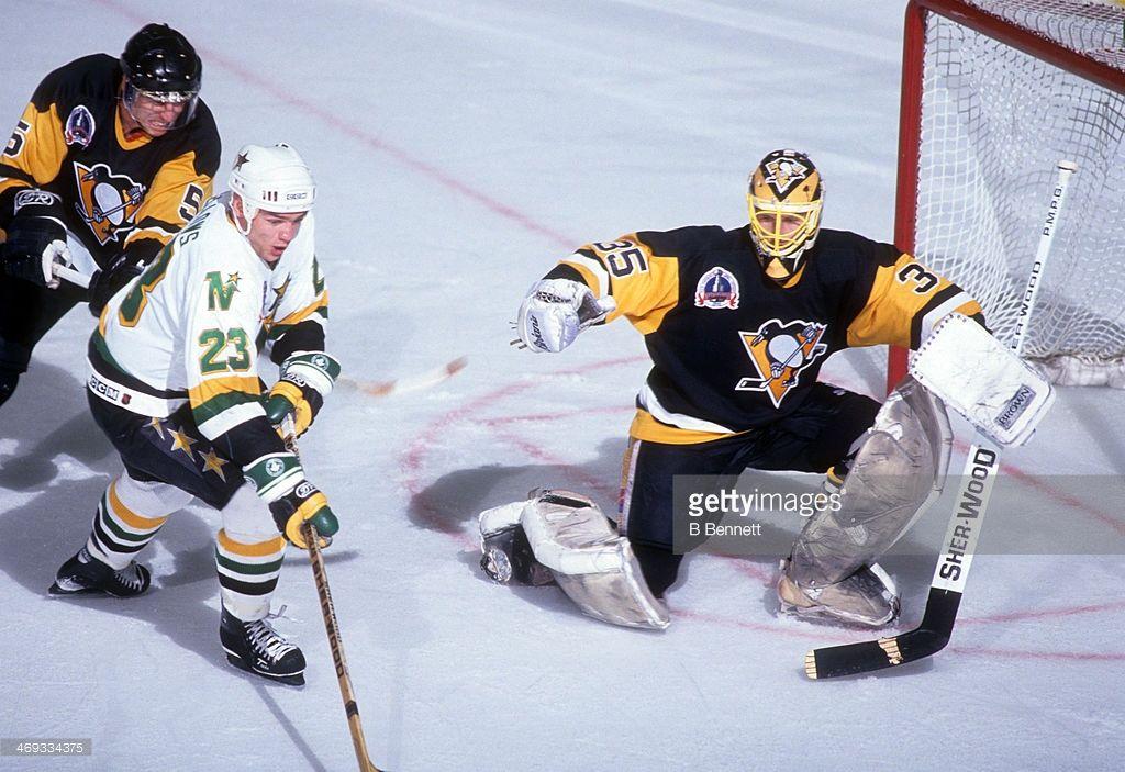 Tom Barrasso Pittsburgh penguins goalies, Minnesota