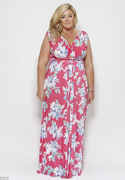 piniful.com plus size hawaiian dresses (07) #curvyplus ...