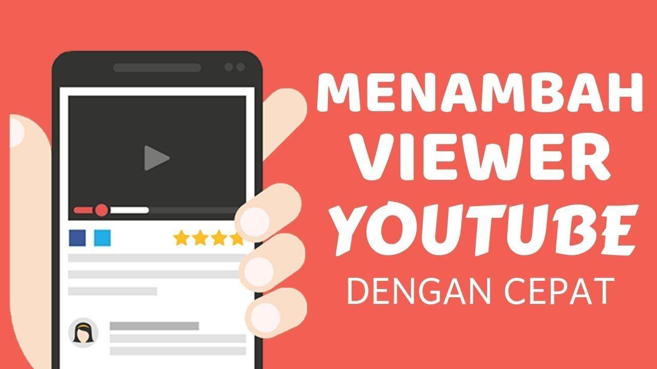 Cara Menambah Viewer Youtube Dengan Cepat Youtube Video Science