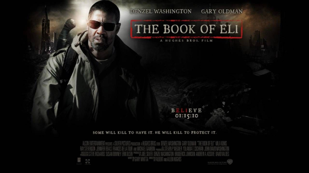 The Book of Eli Soundtrack - The Journey-LOVE