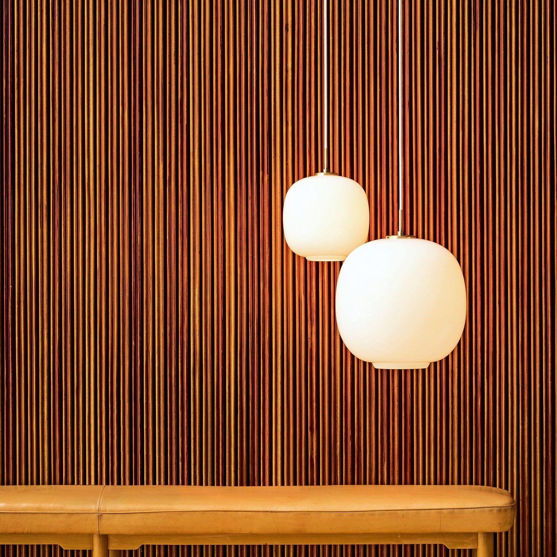 The VL 45 Radiohus Pendant Light Was Originally Designed By Vilhelm  Lauritzen For The Radiohuset Building