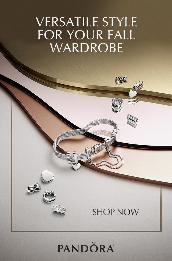 bad136725 Modern yet timeless, new PANDORA Reflexions™ mirrors your unique style.  Clip hand-finished charms onto a mesh bracelet for a playful yet stylish  look that's ...
