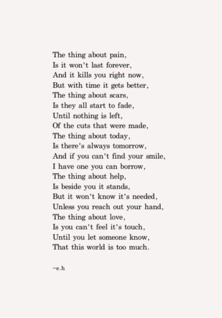 25 meiner Lieblingsgedichte von E.H. -  Anna Kirch... - #Anna #EH #Kirch #Lieblingsgedichte #meiner #scars #von