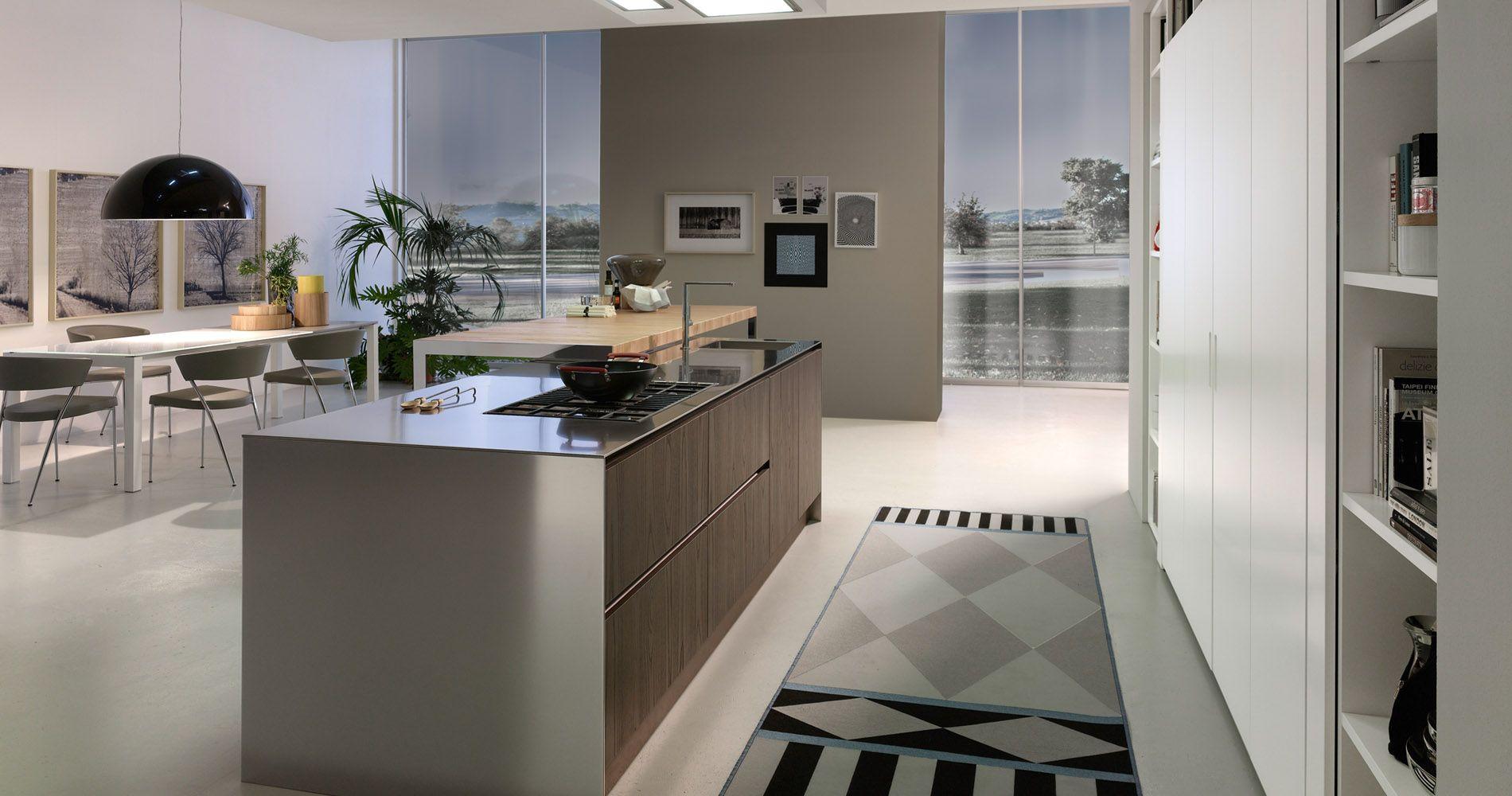 Pedini is the brand behind Kitchen Design