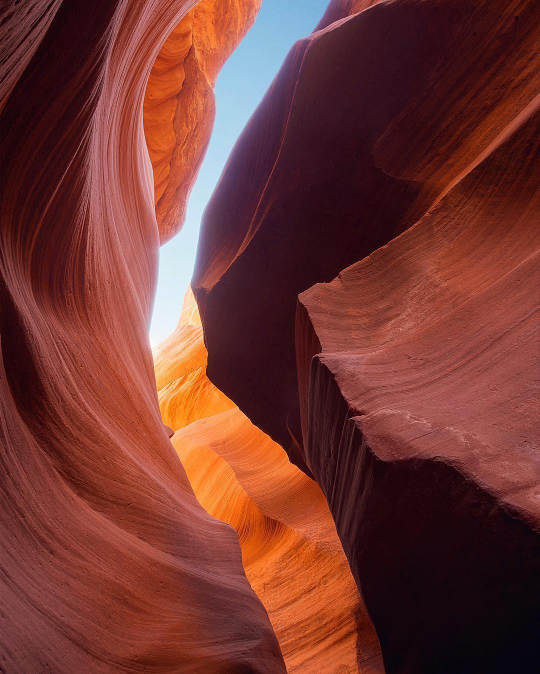 Escape Artist Canyon, Antelope