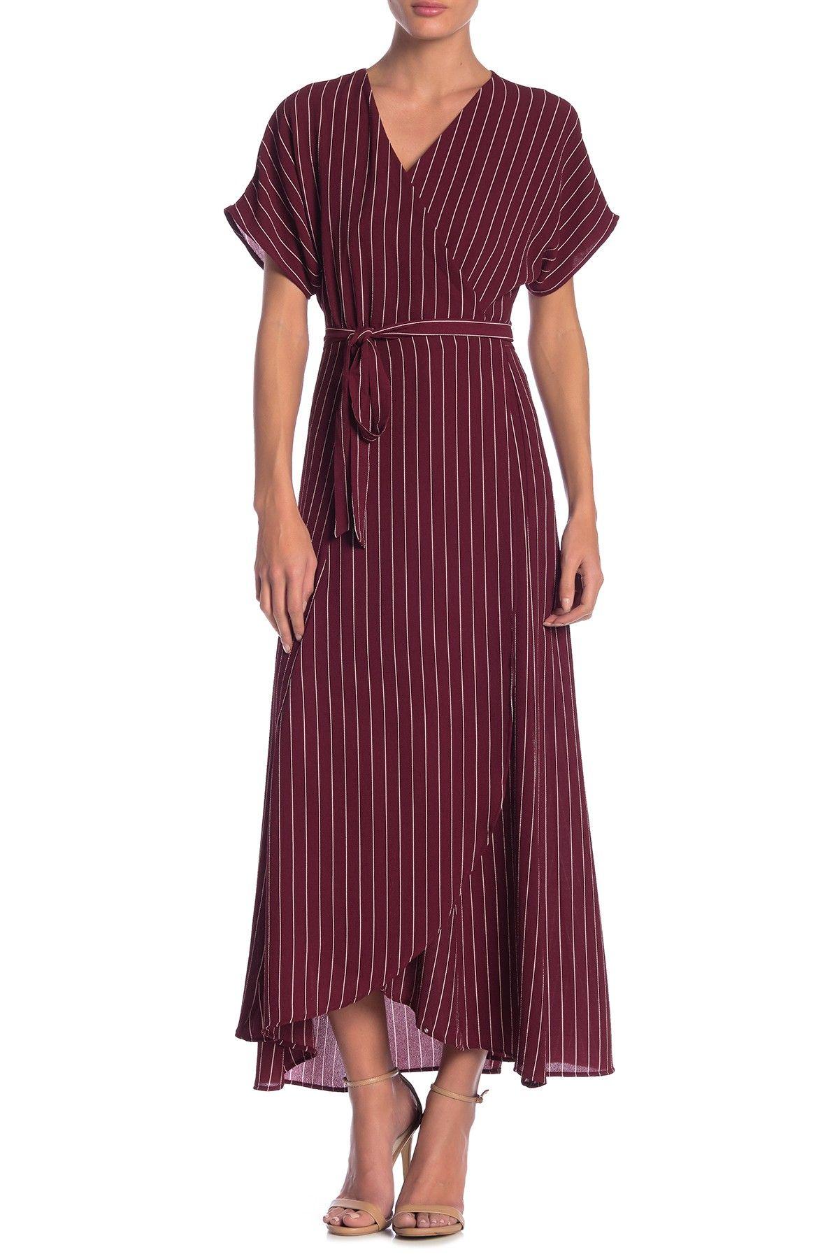 3887f638bc Printed Wrap Maxi Dress in 2019 | Nordstrom Rack | Maxi wrap dress ...