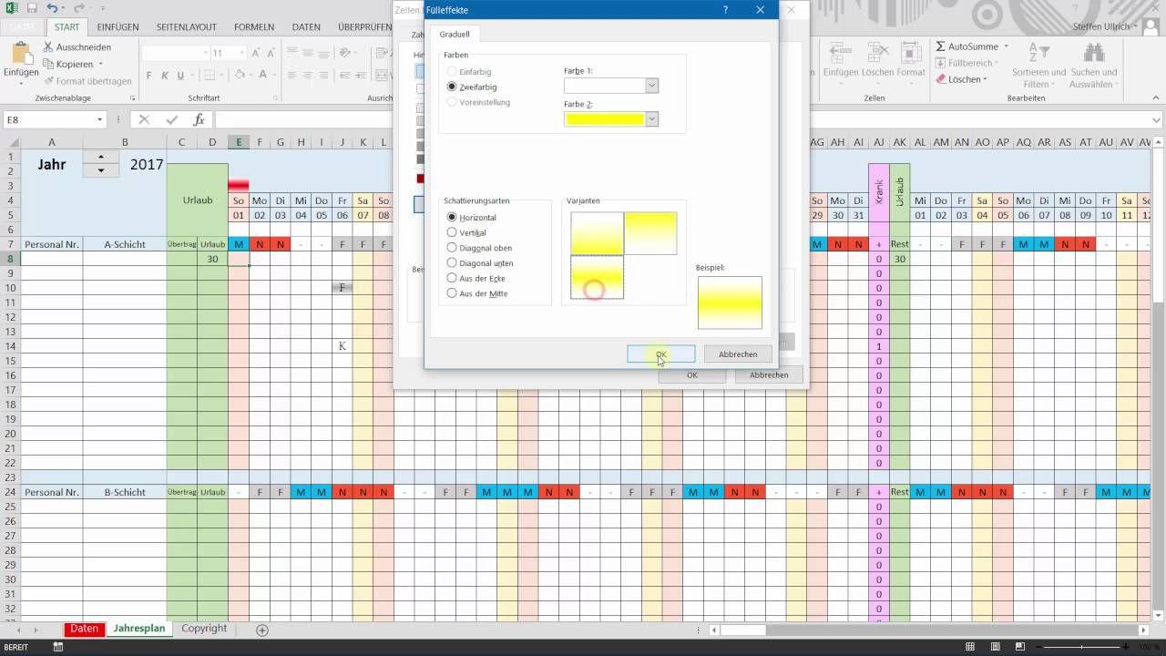 Flexible Schichtsysteme Schichtplanung Arbeitszeitberatung