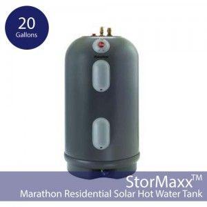 Marathon 20 Gallon Electric Water Heater Silicon Solar Electric Water Heater Water Heater Blanket Water Heater
