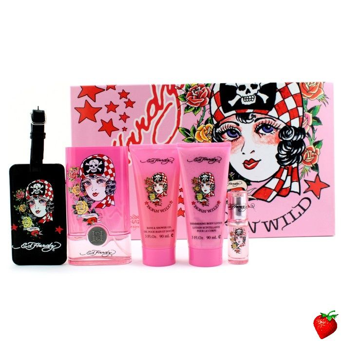 Ed Hardy Born Wild in Fragrances for