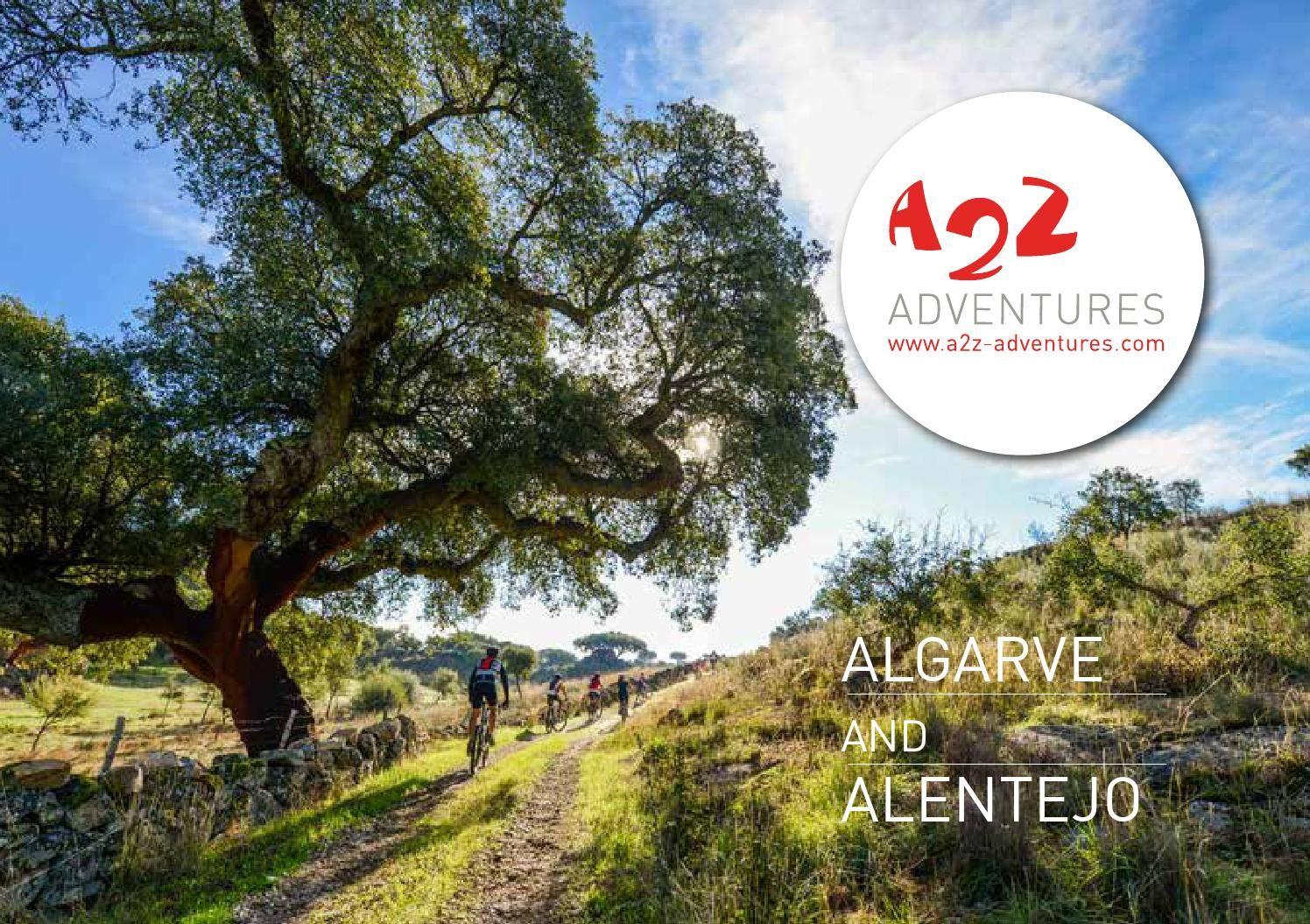 Alentejo algarve  Discover the South of Portugal, Alentejo and the SW Coast of Algarve destination brochure.