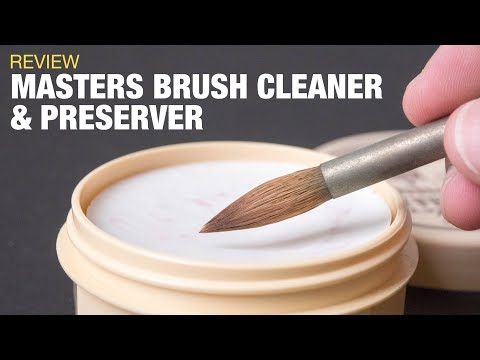 Photo of Review: Masters Brush Cleaner & Preserver