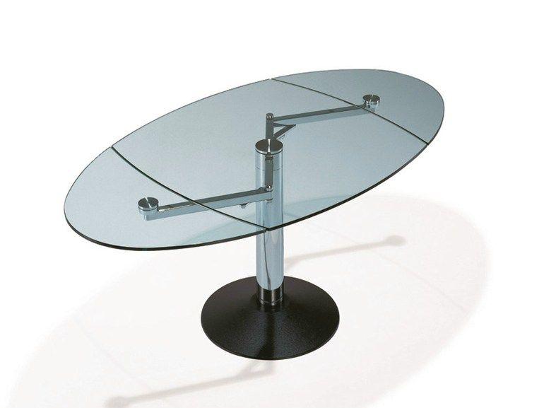 Titan Ovaler Tisch By Draenert Design Georg Appeltshauser Furniture Decor Home Decor