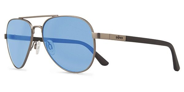 ecb3ea680dd Check out these Revo Sunglasses Raconteur Gun Blue Water Polarised RE 1011  00 BL 58 like the pair  Bono from  U2 wears but a different colour metal.