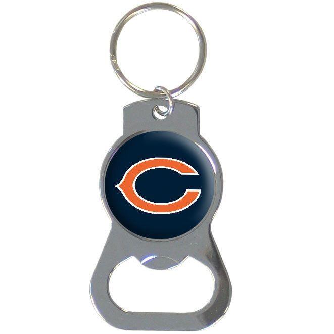 Chicago Bears NFL Bottle Opener Key Chain